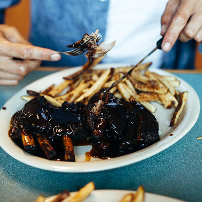 FWX BEST RIBS IN THE MIDDLE OF NOWHERE