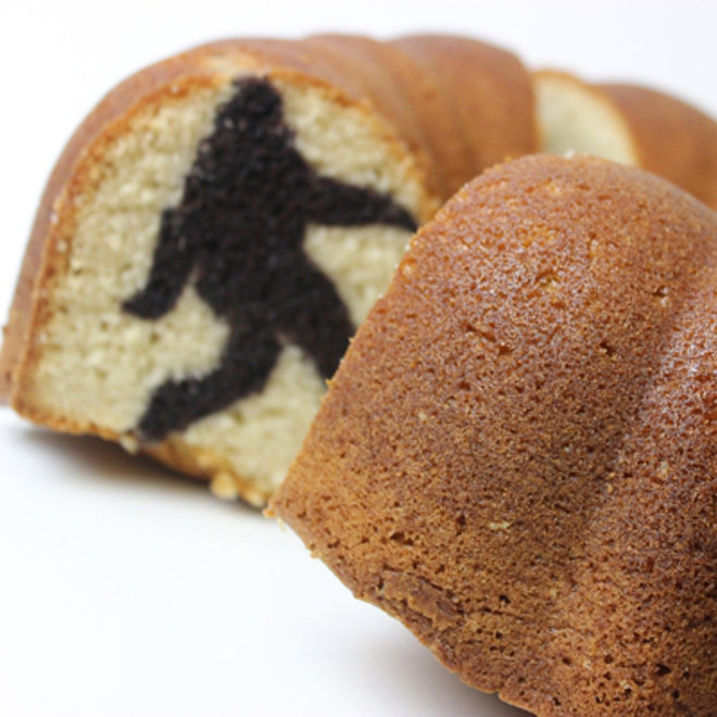 FWX BIGFOOT BUNDT CAKE