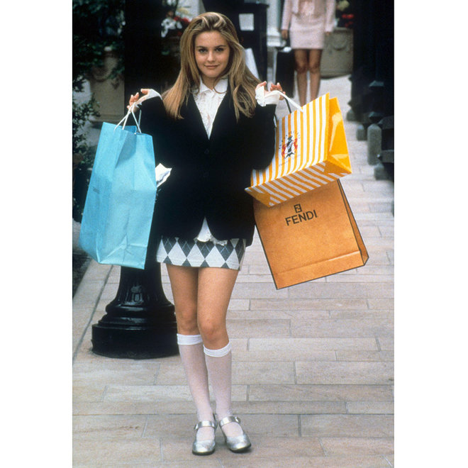 FWX CLUELESS FASHION LESSONS