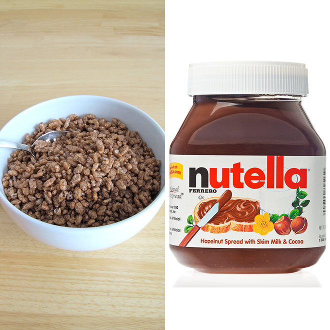 FWX COCO POPS AND NUTELLA