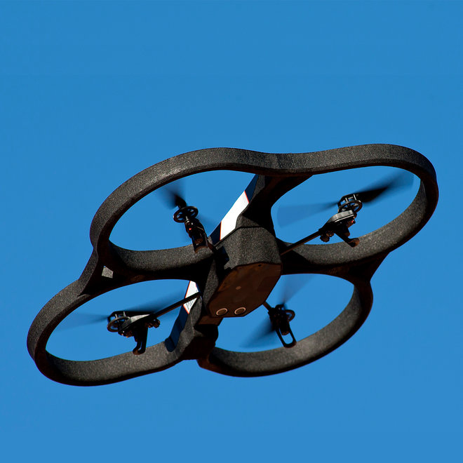 FWX FOOD DELIVERY DRONE