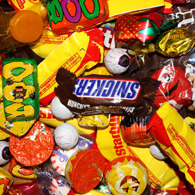 FWX HALLOWEEN CANDY RANKING
