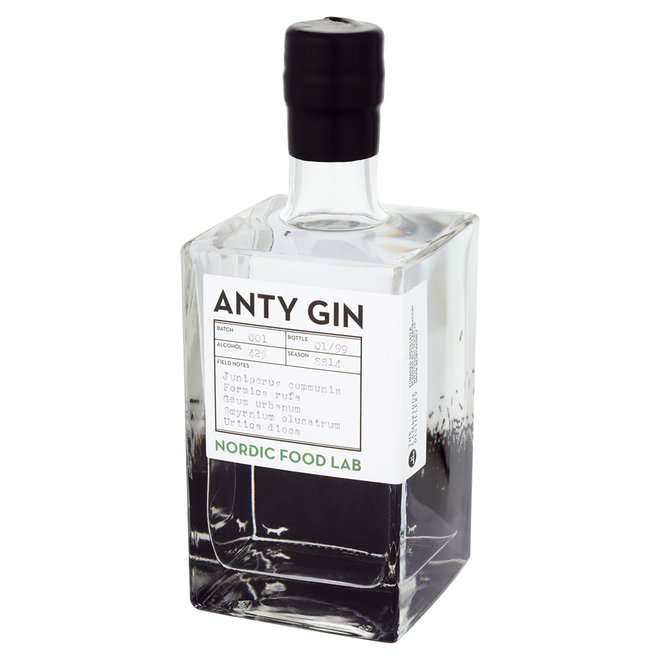 FWX KITCHEN TRASH ANTY GIN