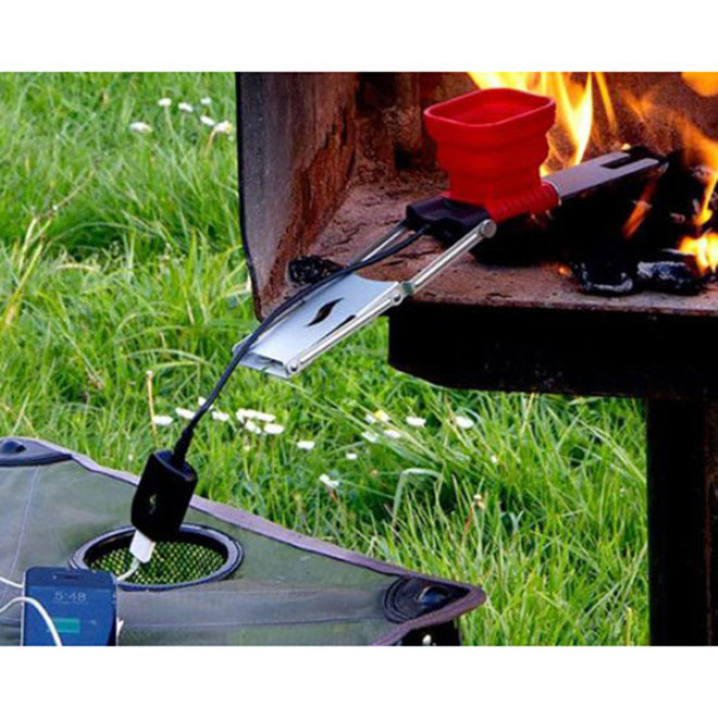 FWX PARTNER PUREWOW CHARGE PHONE WITH CAMPFIRE