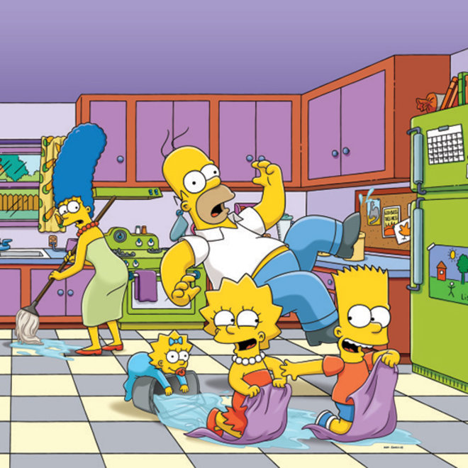 FWX THE SIMPSONS ANNOUNCEMENT