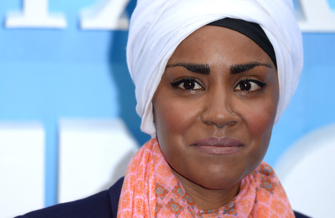 Food & Wine: Great British Bake Off Winner Nadiya Hussain Inks TV Deal