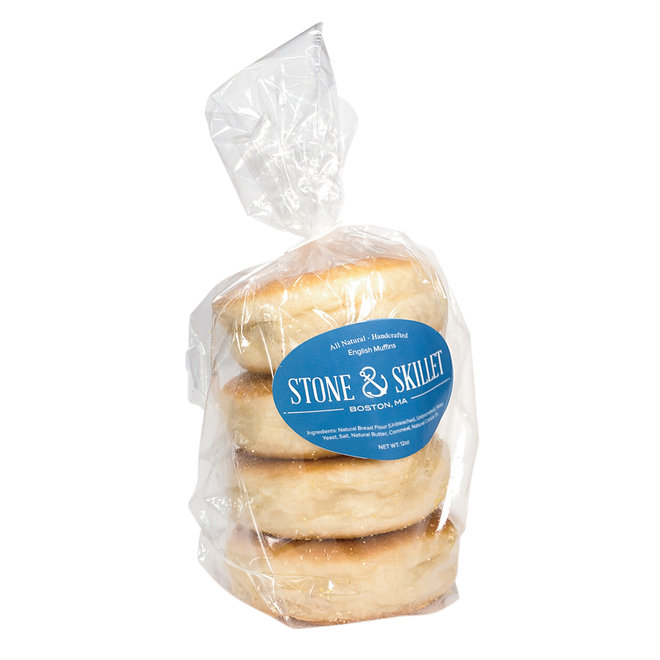 Food & Wine: English Muffins