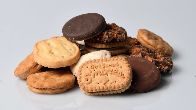 Food & Wine: Girl Scout Cookies in Recipes