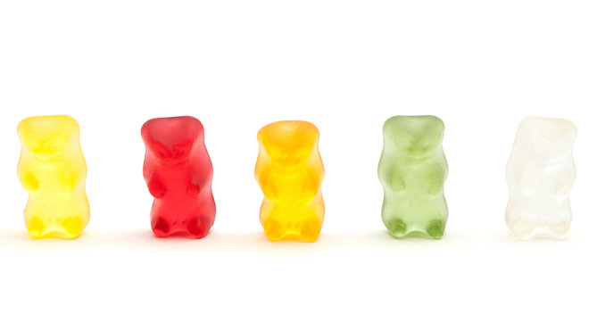 Food & Wine: Gummy Bears
