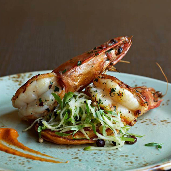 Food & Wine: The Cecil