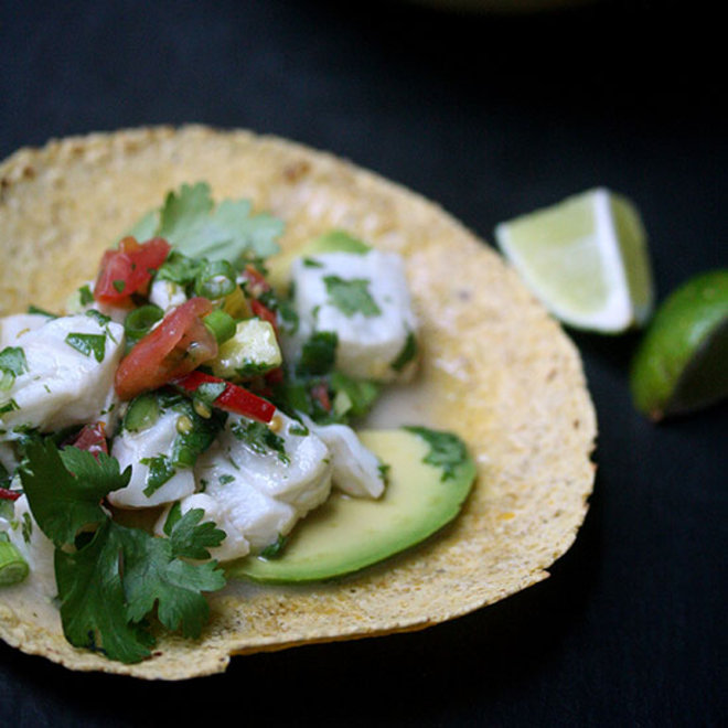 Food & Wine: How to Prepare Fish for Tacos