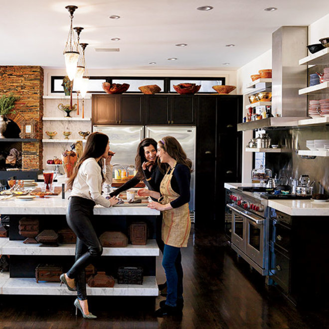 Food & Wine: Cathy Waterman's Incredible Multitasking Kitchen