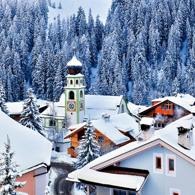 Food & Wine: Alta Badia resort in the Italian Alps