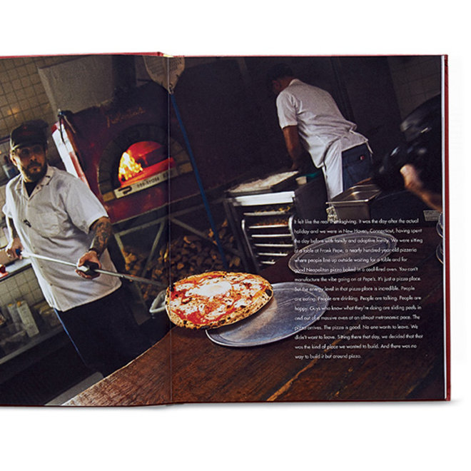 Food & Wine: A sneak peek at pages from Roberta's Cookbook.