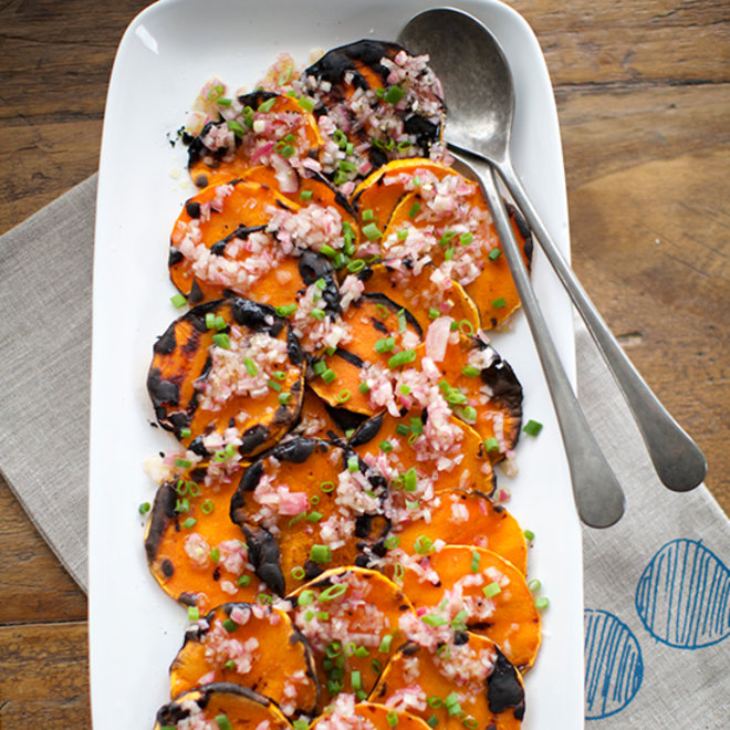 Food & Wine: 6 Ways to Grill Fall Produce