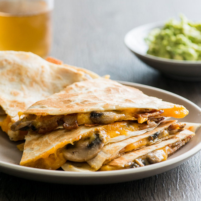 Food & Wine: 5 Super-Quick Recipes to Make with Tortillas and Not Much Else