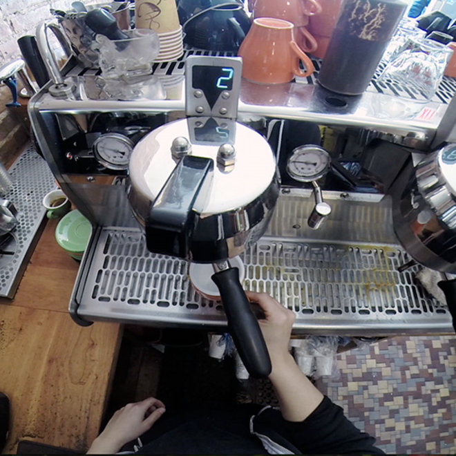 GoPro Goes to the Coffee Shop from Girls