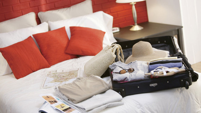 Food & Wine: How to Pack for Your Honeymoon