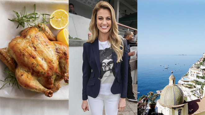 Food & Wine: Hungry Crowd Erin Andrews