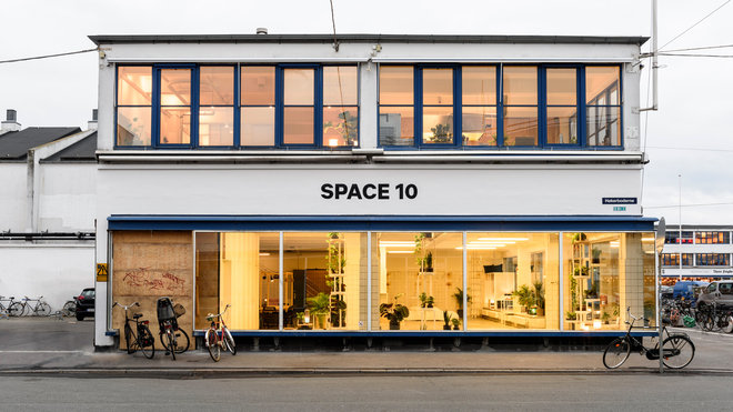 Food & Wine: Ikea Space 10