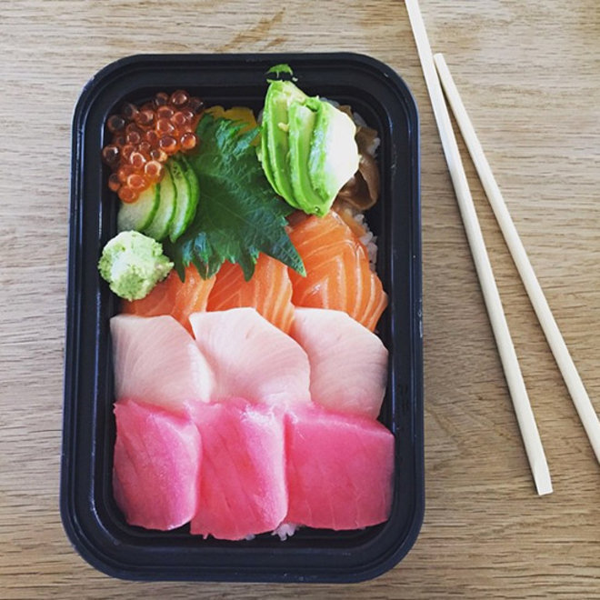Food & Wine: Takeout Sushi
