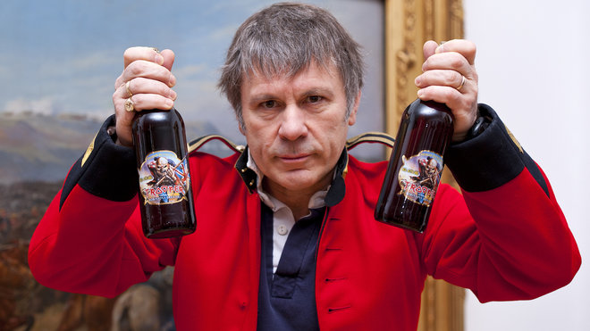 A new Iron Maiden beer due this October