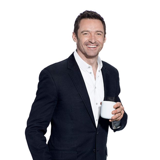 Food & Wine: Hugh Jackman