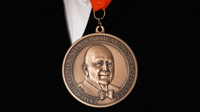 Here are all the james beard award nominees for