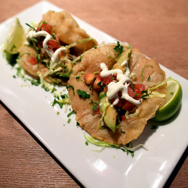 Food & Wine: Javelina's Puffy Tacos