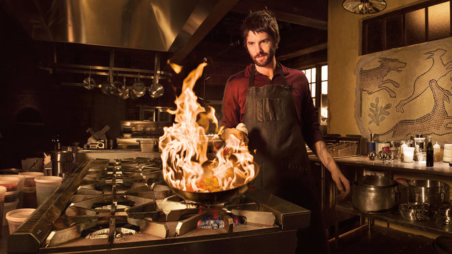Food & Wine: Jim Sturgess