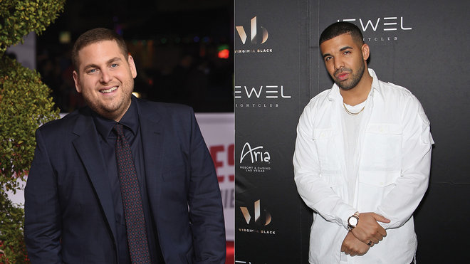 Food & Wine: Jonah Hill and Drake