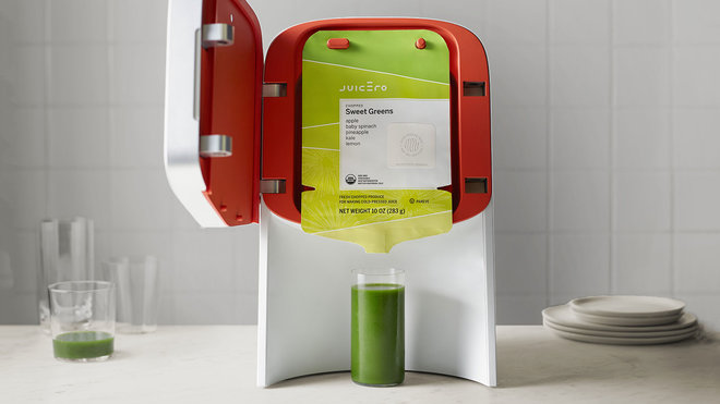 Food & Wine: juicero