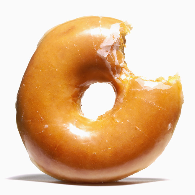 Food & Wine: Krispy Kreme Donut