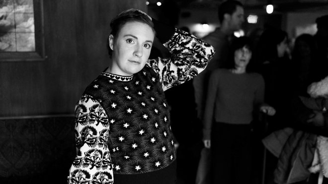 Food & Wine: Lena Dunham