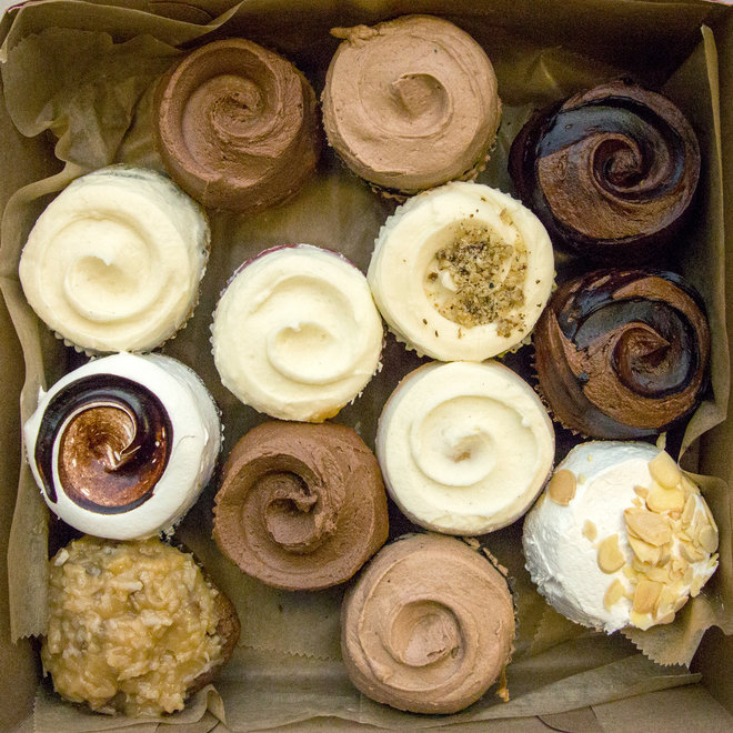 Food & Wine: Little Cupcake Bakeshop