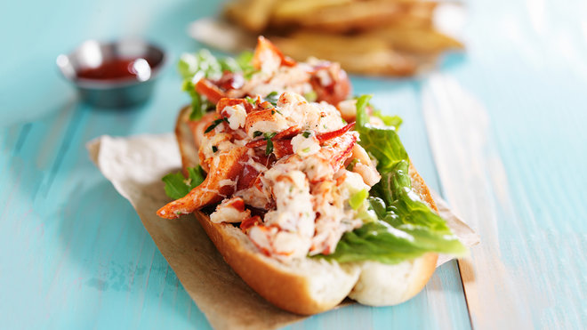 lobster rolls might be cheaper this year