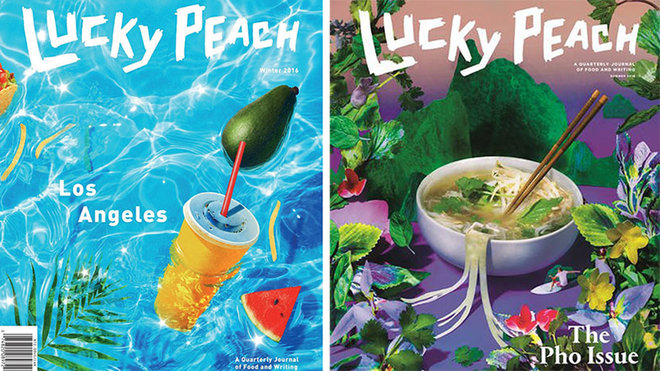 Food & Wine: lucky peach