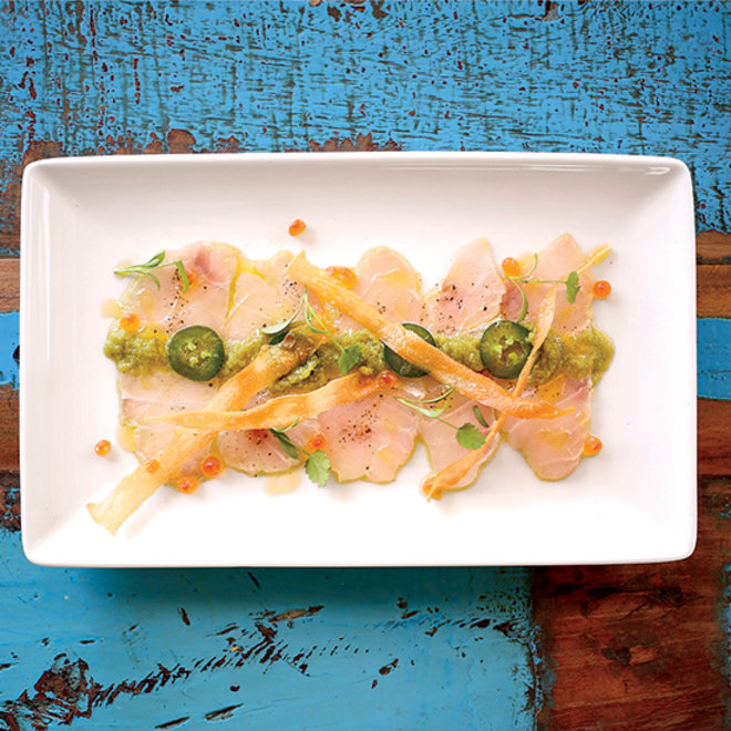 Food & Wine: Top Chef: Sea Bass Ceviche