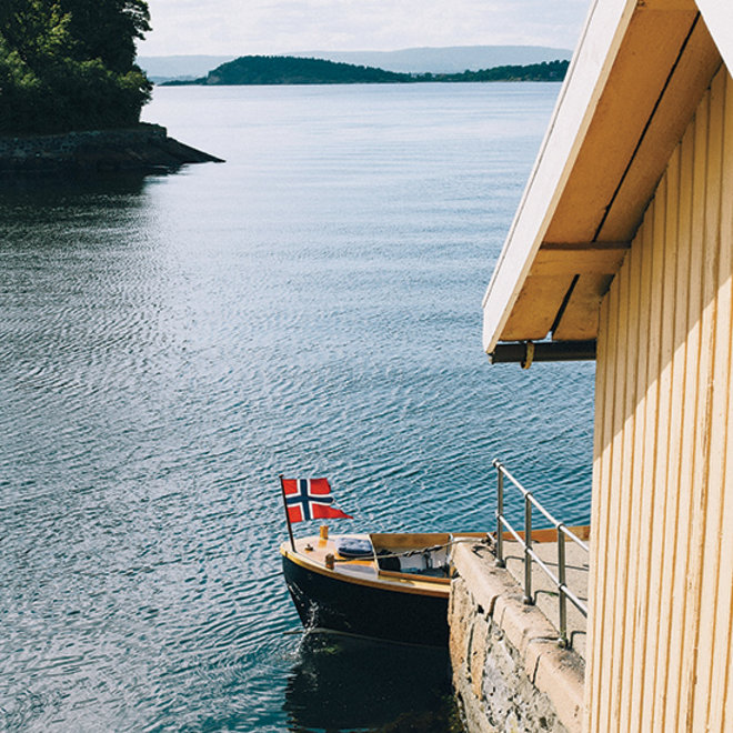 Food & Wine: Oslo is Home to the Next Crop of Incredible Scandinavian Food