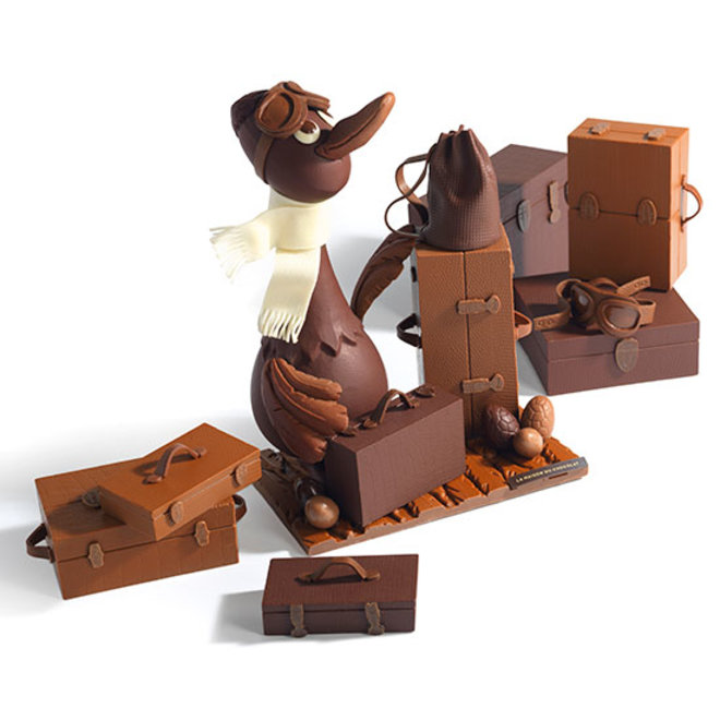 Food & Wine: Maison du Chocolat Easter