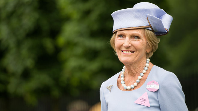 Food & Wine: Mary Berry New Show