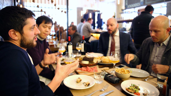 Food & Wine: 4 Master Sommeliers on the Reality of the Job Today