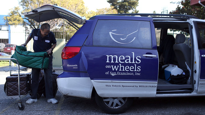 Meals on Wheels Sees Donations Surge After President Trump's Proposed Budget Cuts