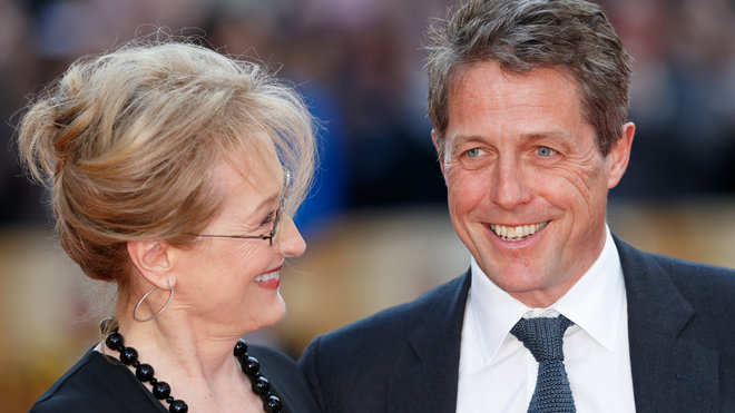 Food & Wine: Meryl Streep and Hugh Grant's Favorite Cheese