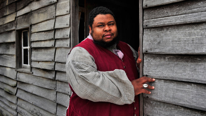 Food & Wine: Michae Twitty Southern Food Roots
