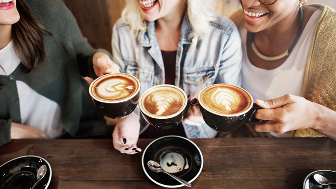 Food & Wine: MIllenials Coffee Consumption