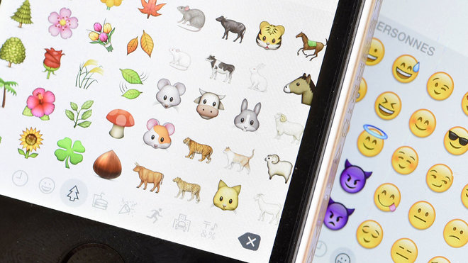 New 2017 Emojis Include Mermaid, T-Rex, & Vomit Face