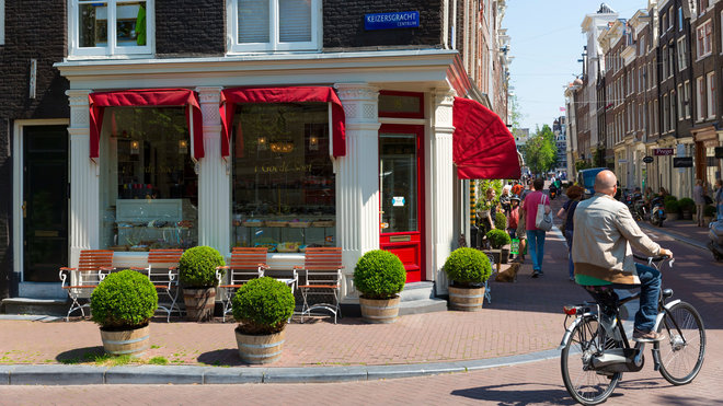 Food & Wine: Amsterdam Nine Streets Neighborhood