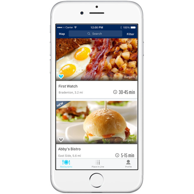 Food & Wine: Nowait Restaurant App