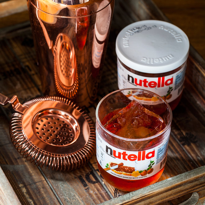 Food & Wine: Nutella Negroni